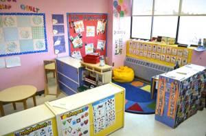 teacch učionica